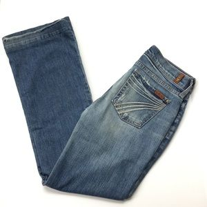 7 for all mankind dojo jeans 7FAM
